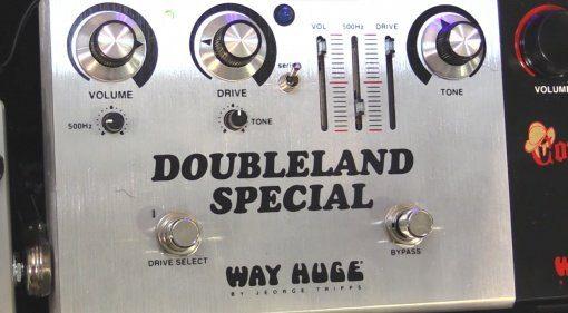 Way Huge Doubleland Special Pedal Front Teaser