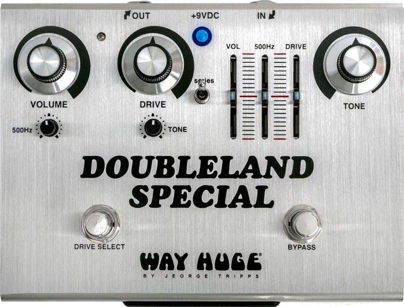way huge whe212 doubleland special overdrive pedal
