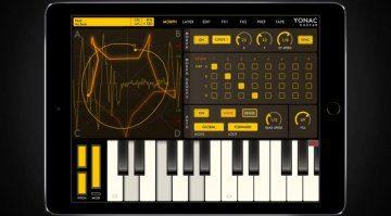 Yonac KASPAR - der Supersynthesizer für euer iPad