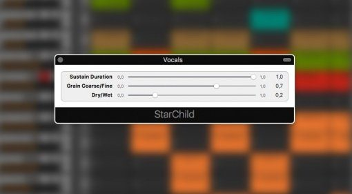 Airwindows StarChild Delay Plug-in