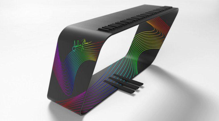 Alpha Pianos mPiano - von der Designstudie zum Kickstarter