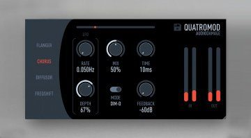 Audio Damage QuatroMod