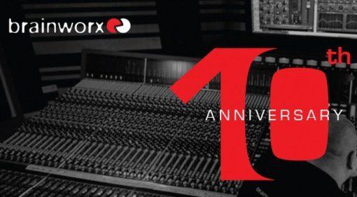 Brainworx 10th Anniversary Deals