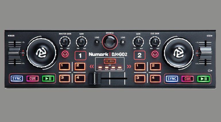 Numark DJ2GO2