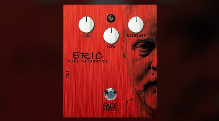 Face Pedals Eric Front Teaser