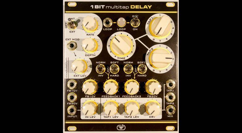 Feedback Modules 1-Bit Delay