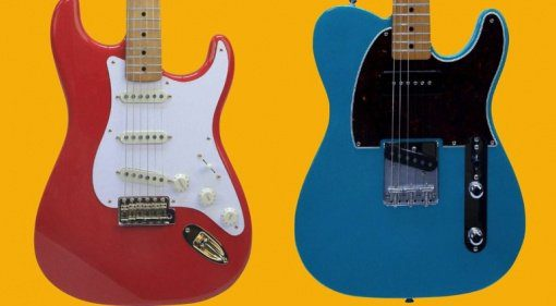 Fender unveils 50s FSR Stratocaster and P 90 equipped Telecaster