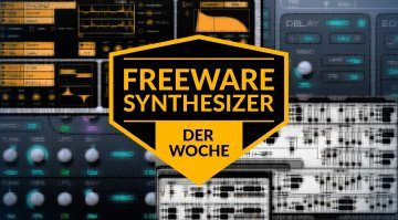 Freeware Synthesizer der Woche