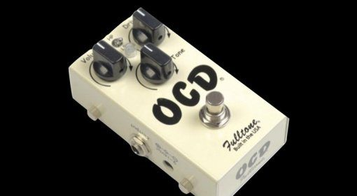 Fulltone OCD V2 overdrive pedal Teaser