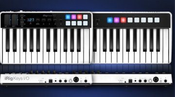 IK Multimedia iRig Keys IO 25 49 Teaser