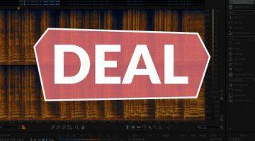 Izotope RX 6 Elements Deal Teaser