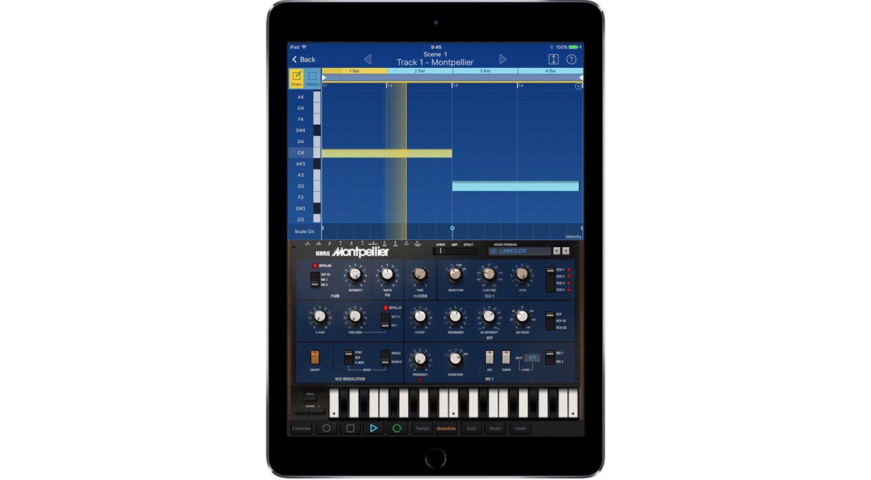 Korg iMono/Poly - die Legende ist zurück (auf dem iPad)!