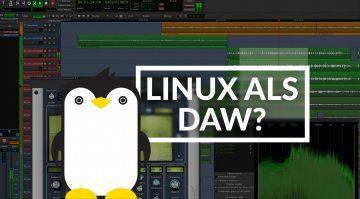 Linux als DAW Zusammenfassung Teaser