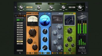 McDSP 6034 Multiband Plug-in 1