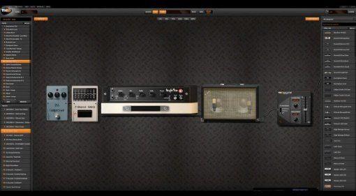 Overloud TH3 Free Screenshot Teaser