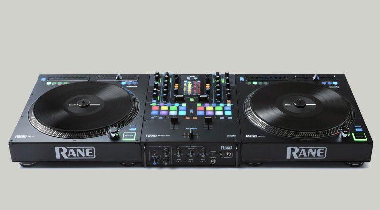 Rane DJ Seventy Two und Twelve