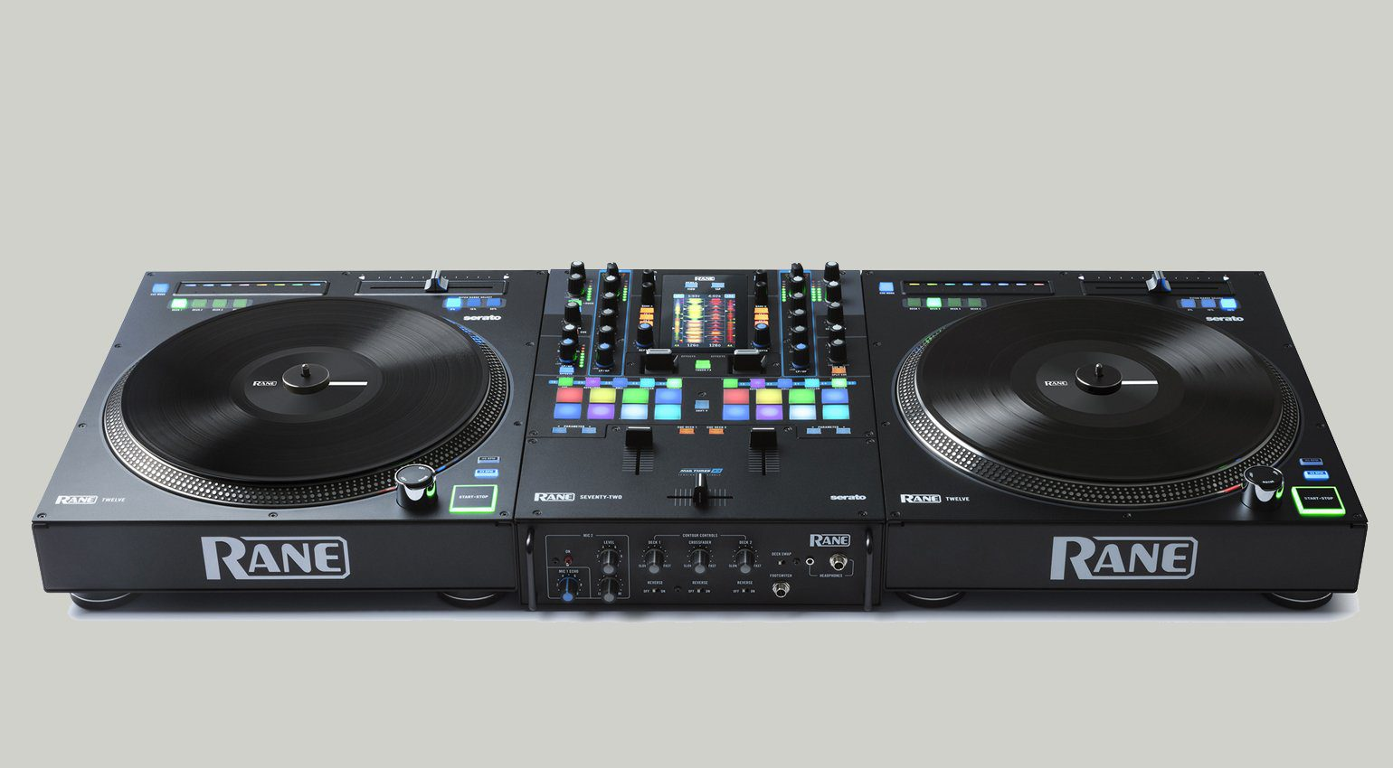 Rane DJ Seventy Two und Twelve