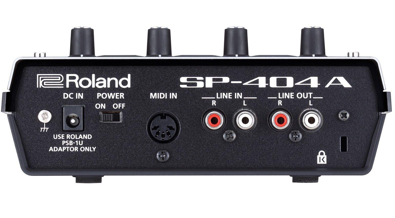 Roland SP-404A Seite
