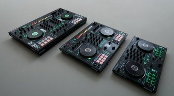 Roland Serie: DJ-808, DJ-505 und DJ-202
