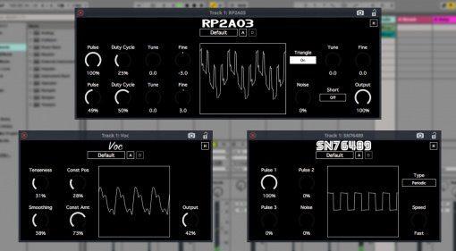 SocaLabs veröffentlicht vier kostenlose Retro-Games Synthesizer