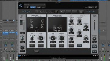 Plugin Alliance The Fiedler Audio Stage macht den Raum räumlicher