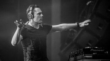 Tiësto - seit vielen Jahren einer der erfolgreichsten EDM-DJs