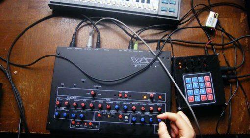WaveG Synth und Sequencer