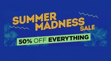XLN Summer Madness Sale