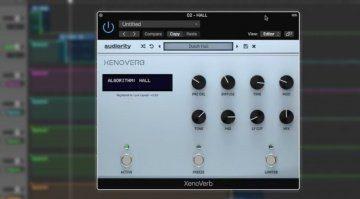 Audiority XenoVerb - unkompliziertes Reverb Plug-in mit viel Sound