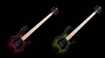 Chowny ECO Davie504 Signature E-Bass Front