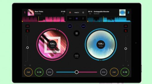 Pioneer DJ WeDJ Android