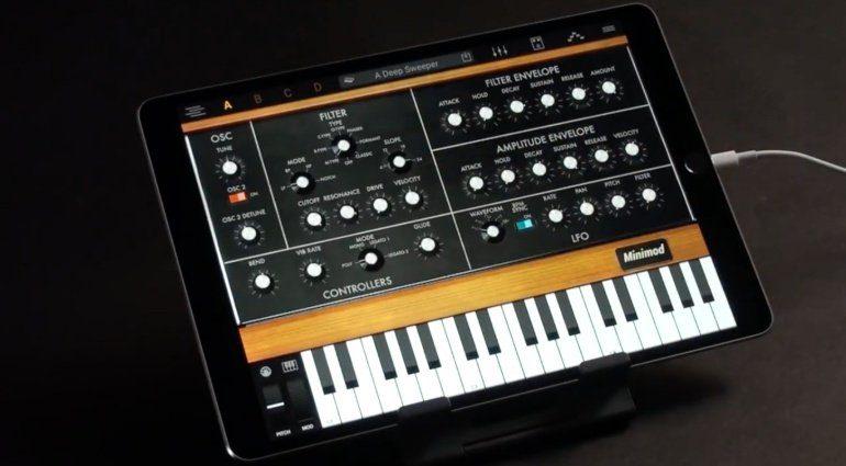 IK Multimedia Syntronik ab sofort für iOS erhältlich