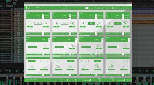 Inear Display BowEcho Delay Plug-in Effekt