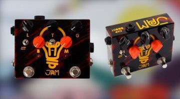 Jam Pedals LucyDreamer Supreme Overdrive Booster Front