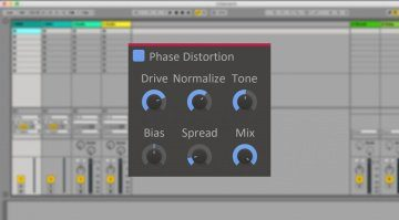 Kilohearts Phase Distortion - unkonventionell zerren