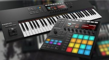 LEAK: NI Maschine MK3 + Komplete KONTROL MK2?