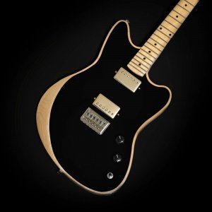 Moniker Guitars The Rival Series Black