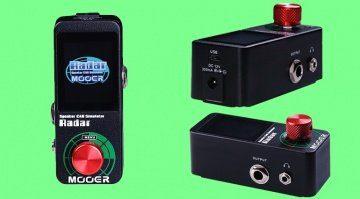 Mooer Radar IR Loader Pedal