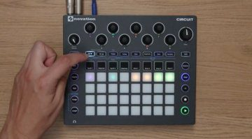 Novation Circuit 1.6 Update ist draußen!