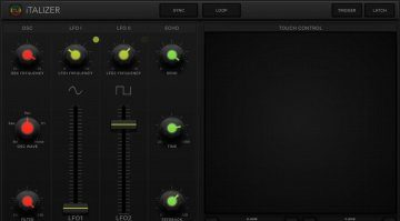 Numerical Audio Italizer für iOS - quietsch, tröööt, sweeeep, drööööhn