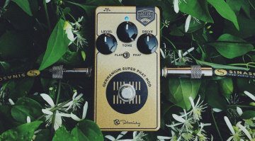 Robert Keeley Germanium Super Phat Mod Overdrive Front