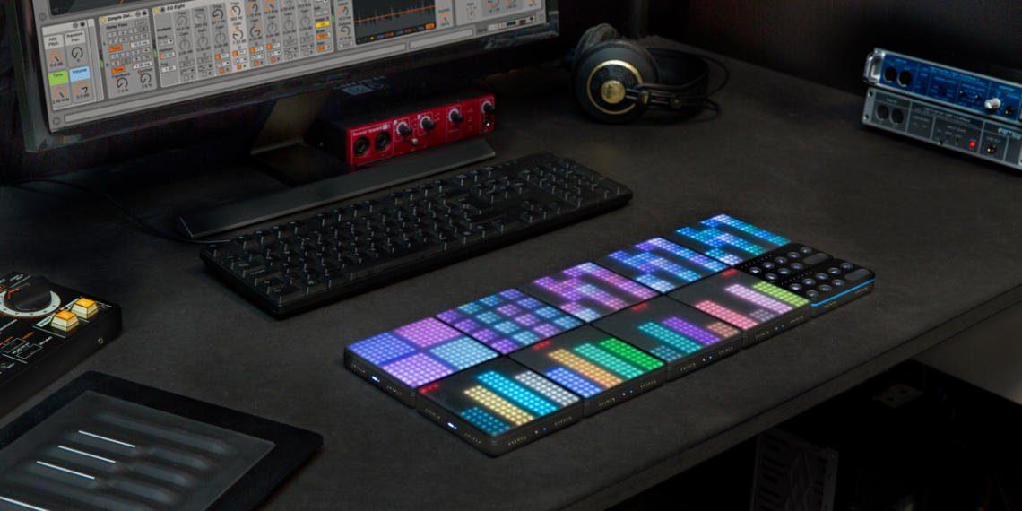 Roli Lightpad Block Big Stuff