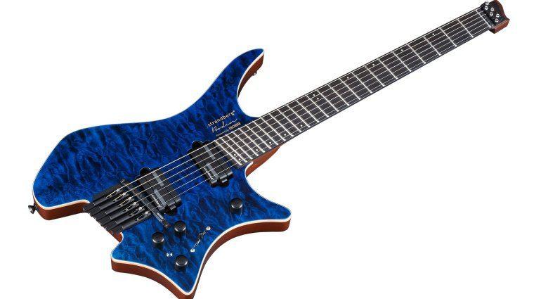 Strandberg Boss V-BDN E-Gitarre Front