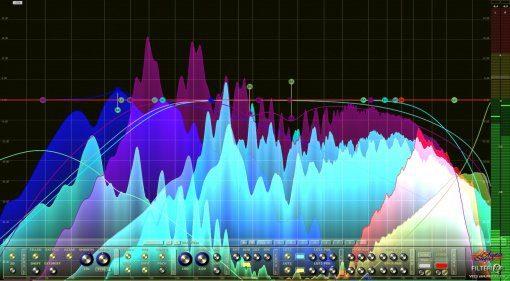 Sugar Audio Filterizor Q - 3D Multikanal Equalizer Plug-in und mehr