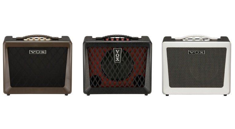 Vox VX50BA VX50AG VX50KB Front