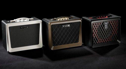 Vox VX50BA VX50AG VX50KB Front Teaser
