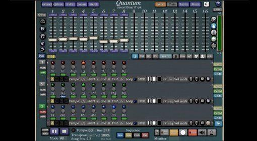 QuantumSequencer - MIDI-Sequencer für iPad und iPhone