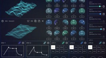 Bistmask Studio Ltd. Scythe - Wavetable Synth für das iPad