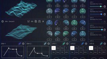 Bistmask Studio Ltd. Scythe - Wavetable Synth für das iPad
