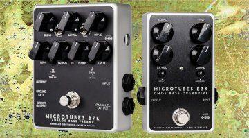 Darkglass Microtubes B3K & B7K Bass Pedale